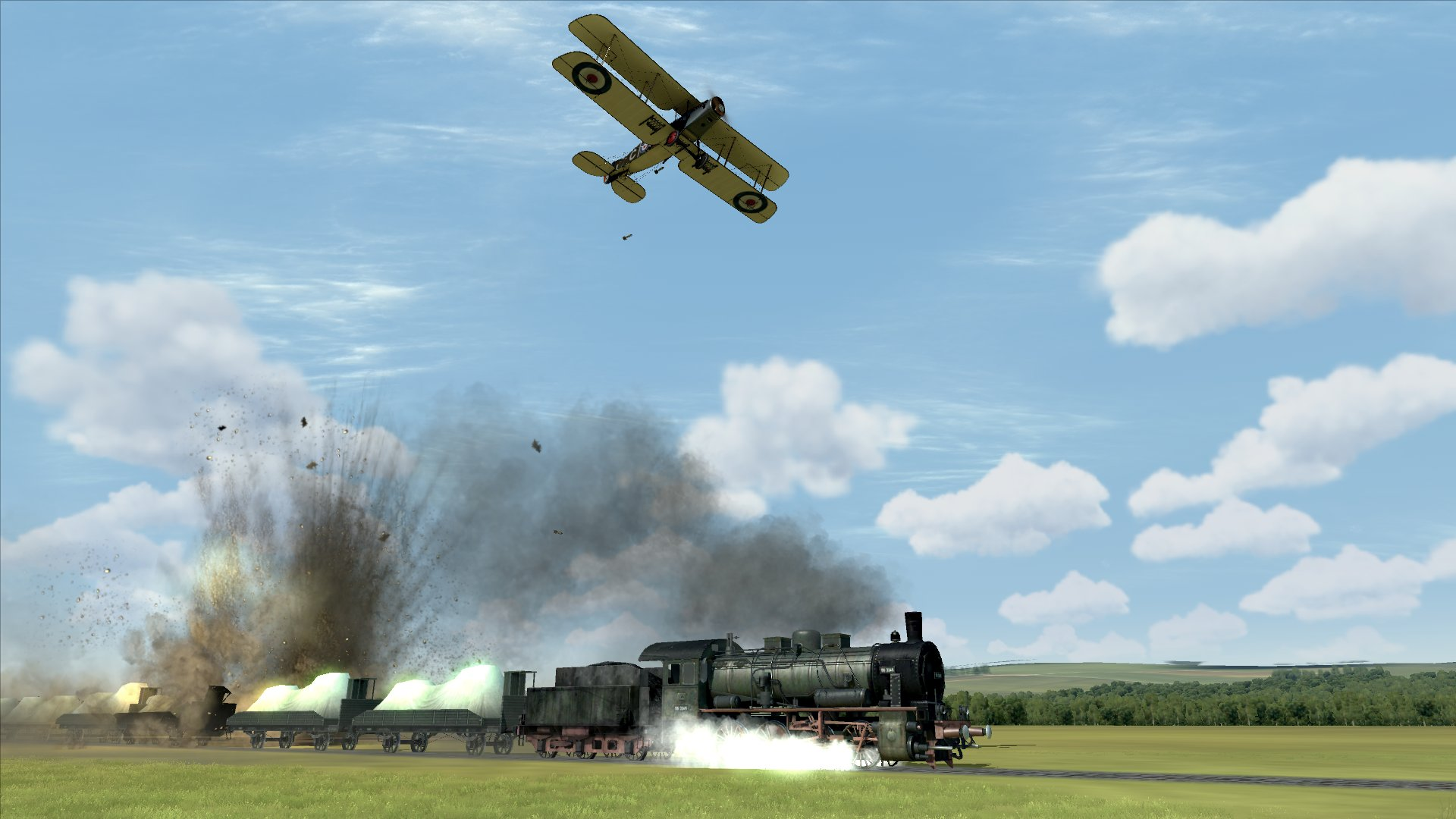 Rise Of Flight Free To Play Game About The World War I