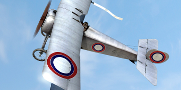 Rise of Flight - free-to-play game about the World War I